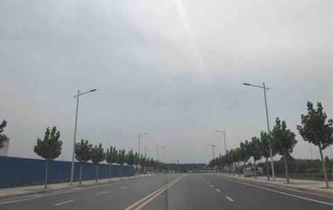 安徽亳州亳湖大道
