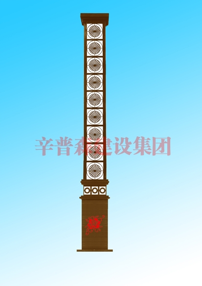 中国结景观灯