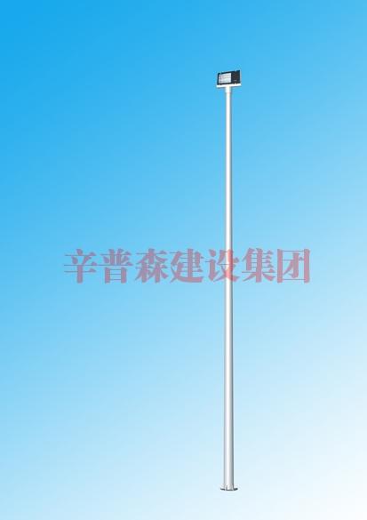 8米中杆灯