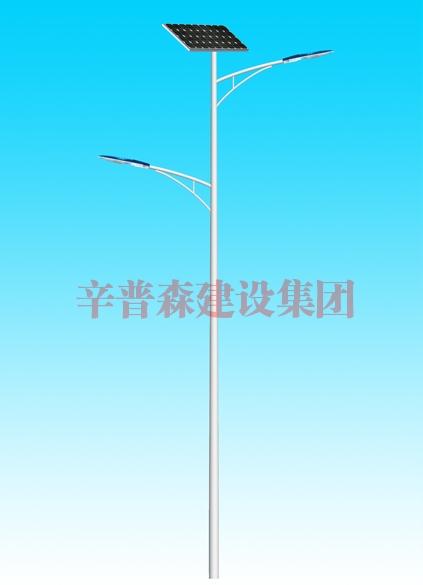 6米农村专用太阳能路