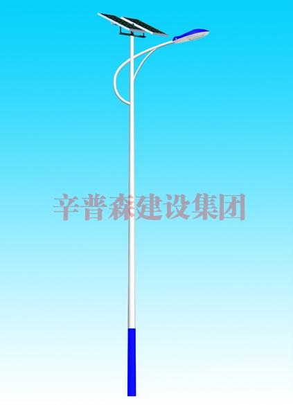 5米农村专用太阳能路