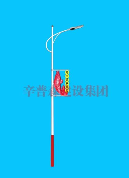 5米单臂路灯价格