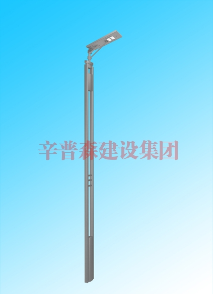 6米单臂路灯